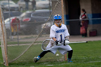 Boys varsity Lacrosse vs Northfield 19-Apr-16