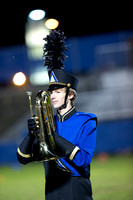 Marching Band Halftime Show 10/3/14