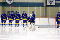 Boys Varsity Hockey vs Woodbury 11/22/14